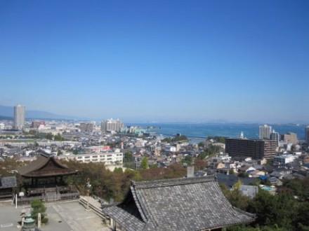 プラウドタワー大津景色 (480x360)