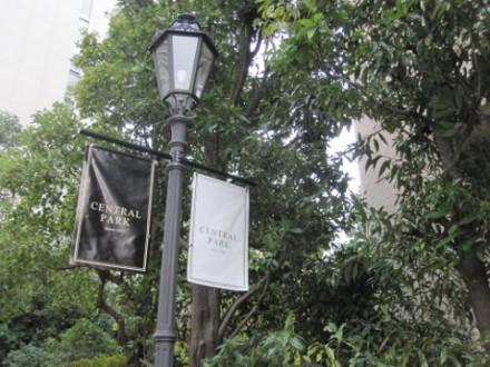 なんばセントラルプラザリバーガーデン街灯 (480x360)