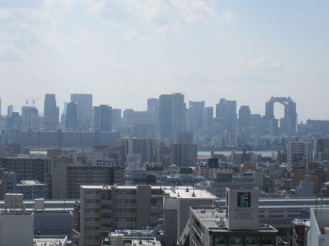 プラウドシティ新大阪 眺望
