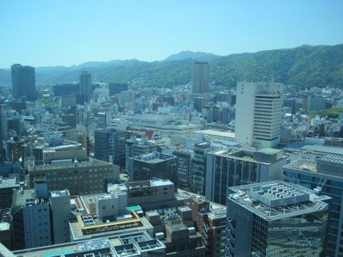 神戸山景色