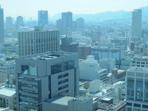 神戸駅景色
