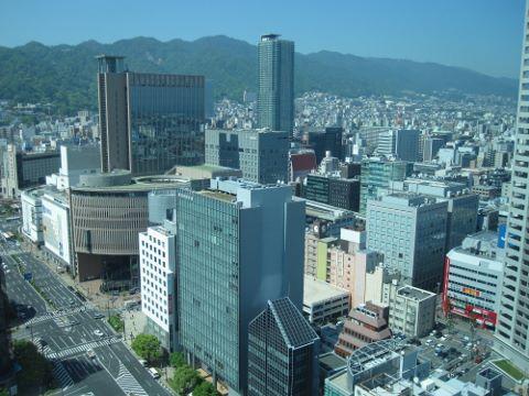 神戸三宮景色