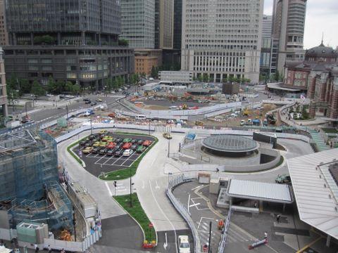 東京駅前 整備