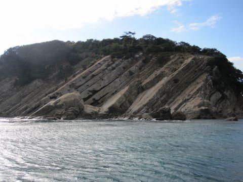 友ヶ島 海