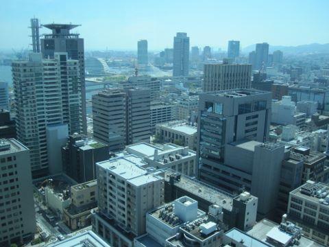 神戸ハーバーランド景色