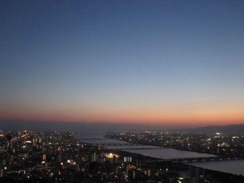 梅田スカイビル 景色