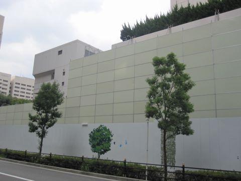 大阪 弥生会館解体