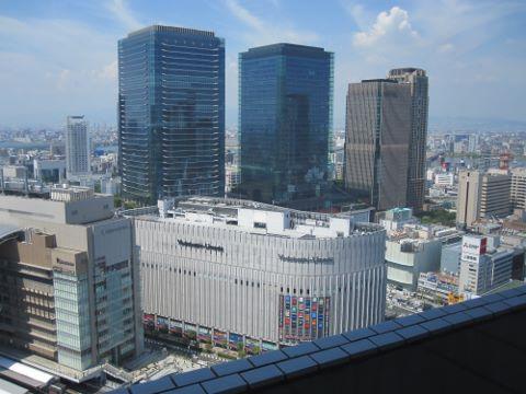 ヨドバシ梅田タワー 詳細
