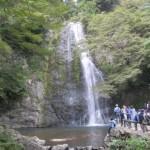 箕面公園の見所ガイド【箕面の滝】
