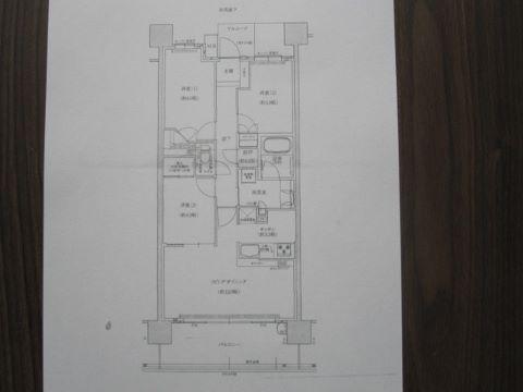 新築マンション購入 間取り変更