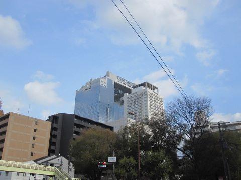 ホテルプラザ跡地 タワーマンション 特徴
