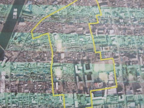 三国東地区土地区画整理事業 概要