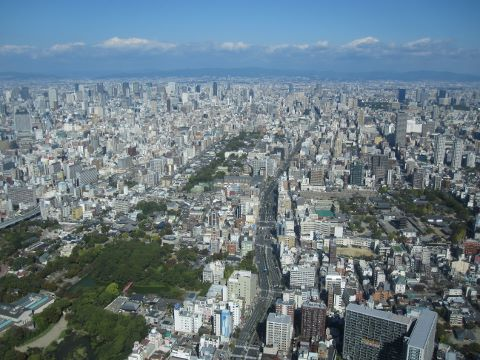 大阪と神戸、住環境の違い