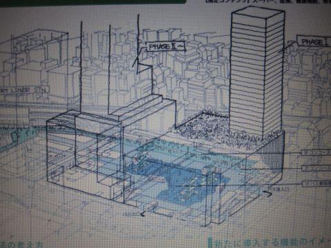 三宮バスターミナル整備 森ビル都市企画株式会社